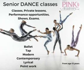 Senior DANCE classes