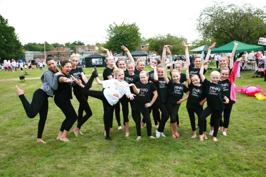 Harefield Hospital Charity Fun Run