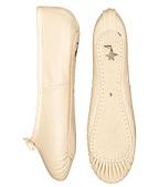 basic ballet shoes pink