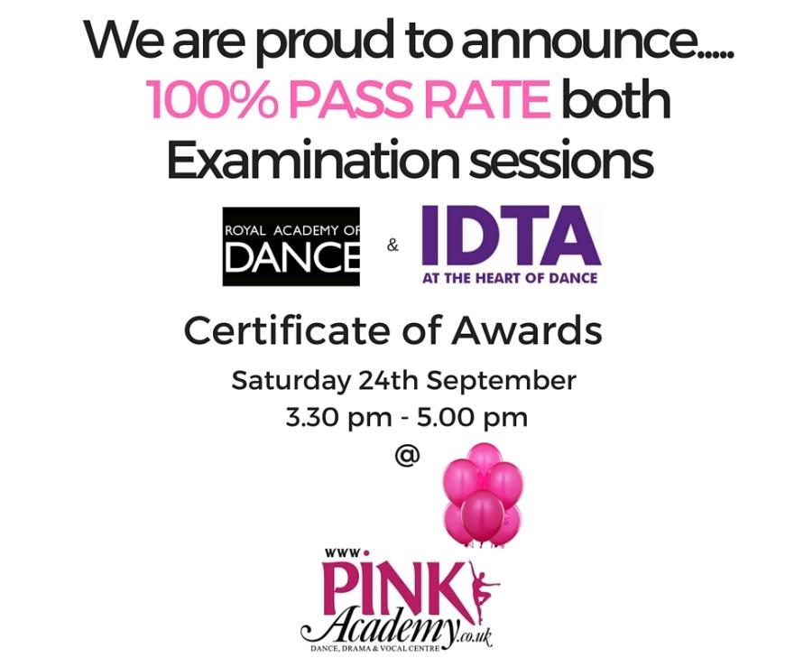 Examinations Awards (3)